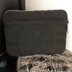 """NWT- Kipling 15"""" Laptop Sleeve - Black"""